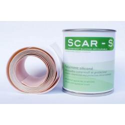 Pansement Siliconé Scar-Si® Bande (5 cm x 150 cm)